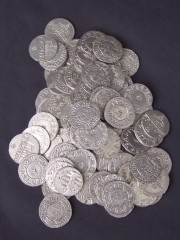 Mixed Viking coins