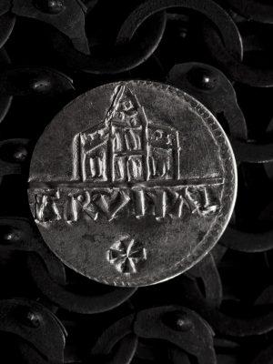 Saxon Penny Edward the Elder 899-924 AD