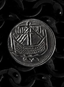Viking Coin Lund Denmarka 870-890AD2