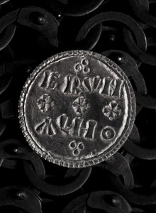 Viking coin, Eric 952-954 AD
