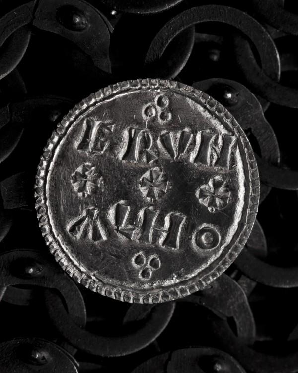 Viking coin, Eric 952-954 AD