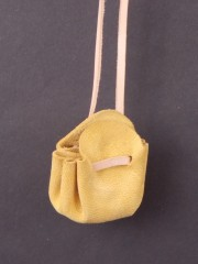 Hedeby draw string pouch with coins2