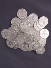 Mixed Saxon coins2