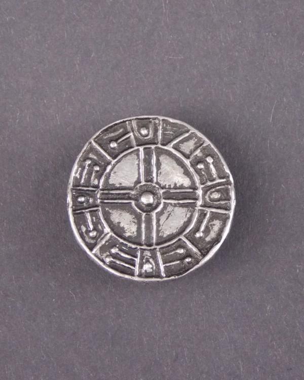 Saxon Coin Brooch