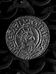 Saxon Penny Æthelstan circa 924-939 AD