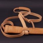 Starter scabbard and belt