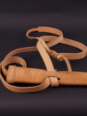 Starter scabbard and belt