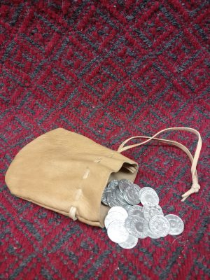 Saxon, Viking & Norman Pouches, Purses & Bags